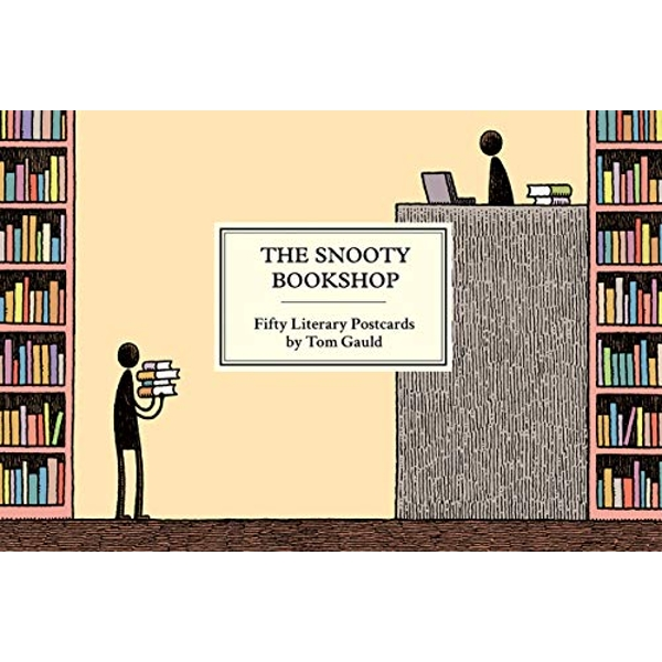 The Snooty Bookshop Fifty Literary Postcards Cards 2018