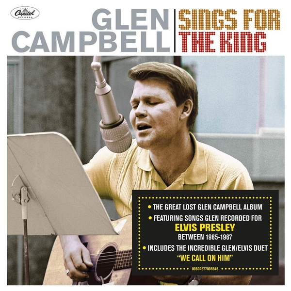 Glen Campbell - Sings For The King CD