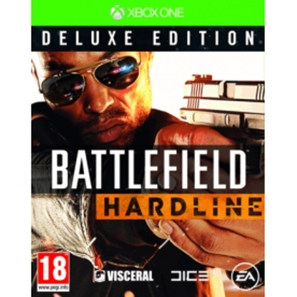 Battlefield Hardline Deluxe Edition Xbox One Game - Image 1