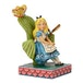 Curiouser and Curiouser (Alice in Wonderland) Disney Traditions Figurine - Image 3