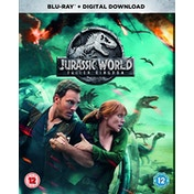Jurassic World: Fallen Kingdom Blu-ray   Digital Download