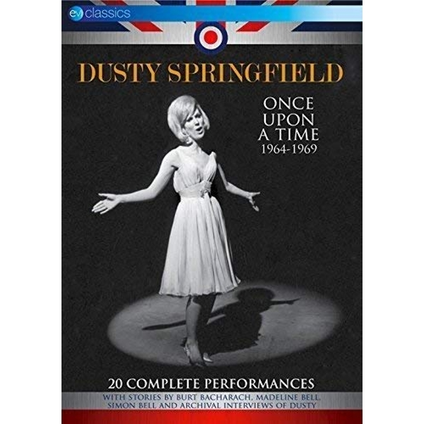Dusty Springfield: Once Upon A Time 1964 - 1969 DVD