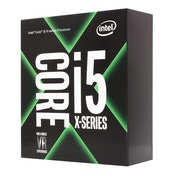 Intel Core i5-7640X X-series Processor (6M Cache, up to 4.20 GHz) 4GHz 6MB Smart Cache Box processor