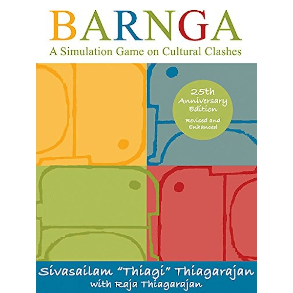 Barnga: A Simulation Game on Cultural Clashes - 25th Anniversary Edition by Sivasailam Thiagarajan (Paperback, 2006)