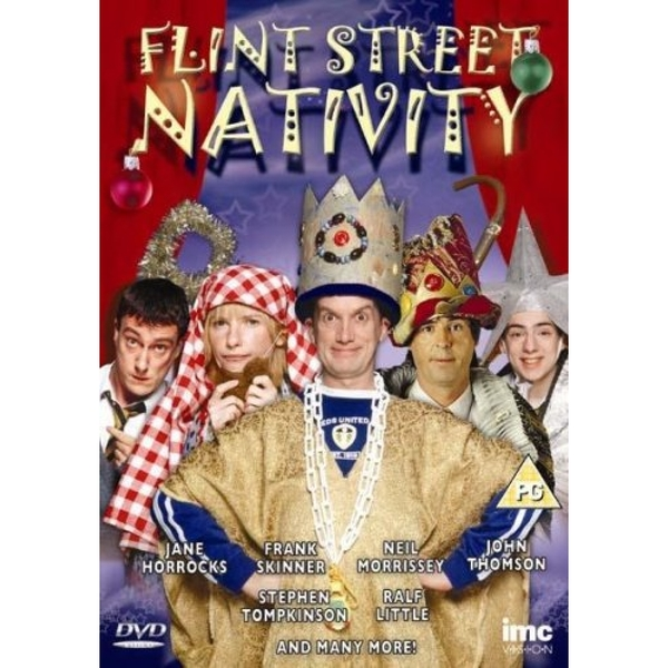 Flint Street Nativity DVD