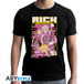 Rick And Morty - Movie Men's Small T-Shirt - Black - Image 2