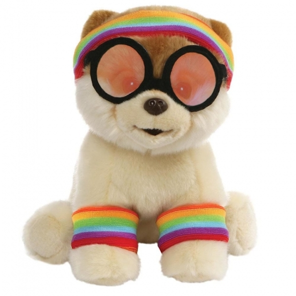 Boo Exercise Dog (GUND) Soft Toy