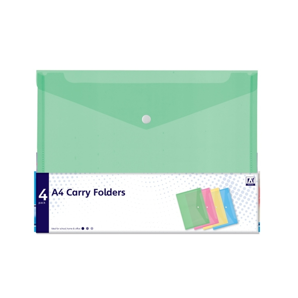 Anker A4 Carry Folders Pack 4