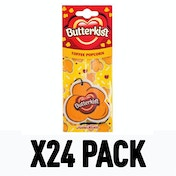 Butterkist Toffee Popcorn (Pack Of 24) Butterkist Air Freshener