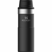 Stanley Classic Trigger-Action Travel Mug 0.47L Matte Black