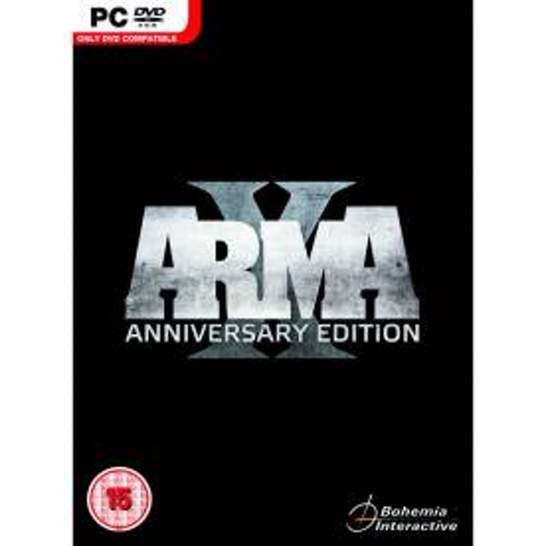 ArmA X Anniversary Edition Game PC