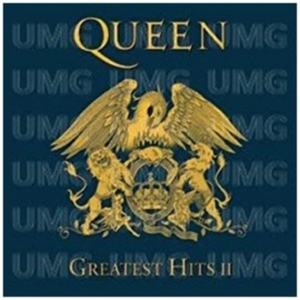 Queen Greatest Hits II CD