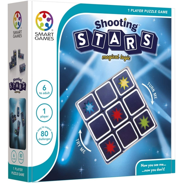 Shooting Stars Smart Games Puzzle Game