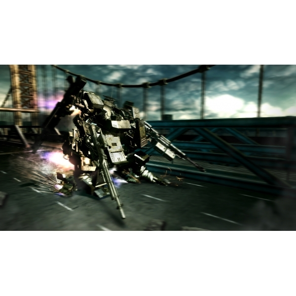 Armored Core V 5 Game PS3 - Image 2