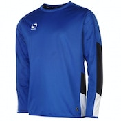 Sondico Venata Long Sleeve Jersey Adult Small Royal/Navy/White