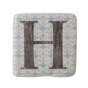 Letter H Coasters By Heaven Sends