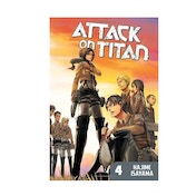 Attack On Titan 4 Paperback