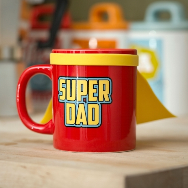 ThumbsUp! Super Dad Mug