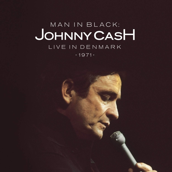Johnny Cash Man In Black: Live In Denmark (1971) CD