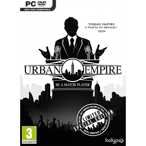 Urban Empire Limited Special Edition PC Game