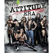 WWE The Attitude Era Hardcover Guide