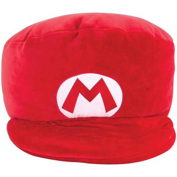 Marios Red Hat (Mario Kart) 40 cm Plush
