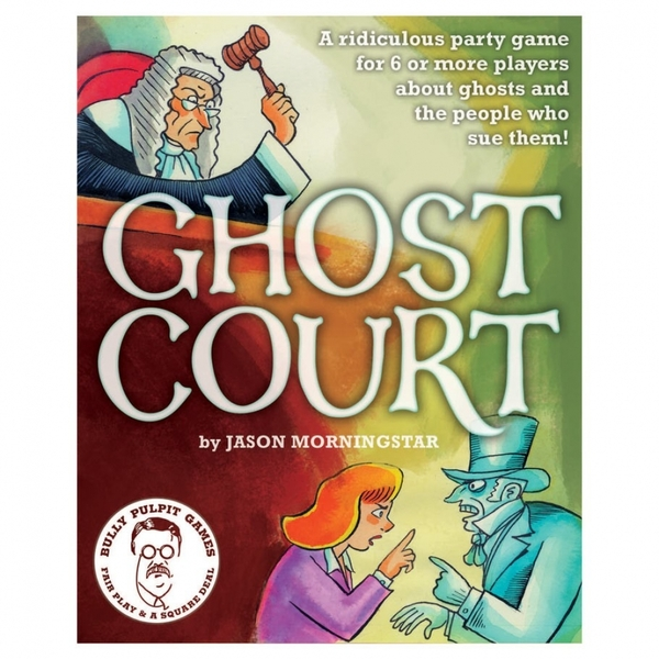 Ghost Court