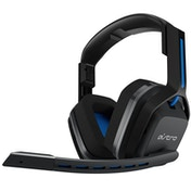 Astro A20 Wireless Gaming Headset (Black/Blue) PS4 Xbox One and Windows