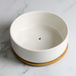 Ceramic Planter & Bamboo Base | M&W Round - Image 6