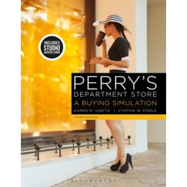 Perry's Department Store: A Buying Simulation : Bundle Book + Studio Access Card