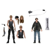 Sarah & John Connor (Terminator 2) NECA 2 Pack Action Figures