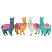 Fiesta Fun Standing Alpaca Pack Of 12