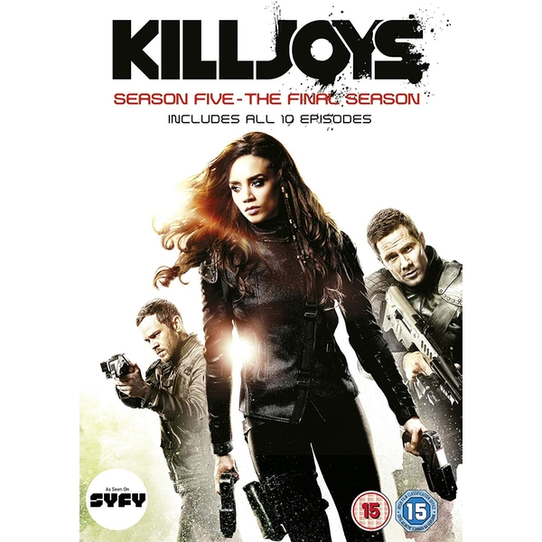 Killjoys Season 5 DVD