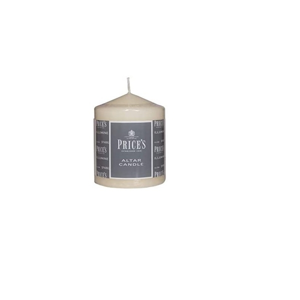 Price's Candles Altar Candle 100 x 80mm