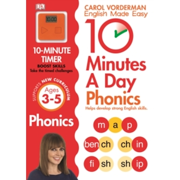 10 Minutes A Day Phonics KS1