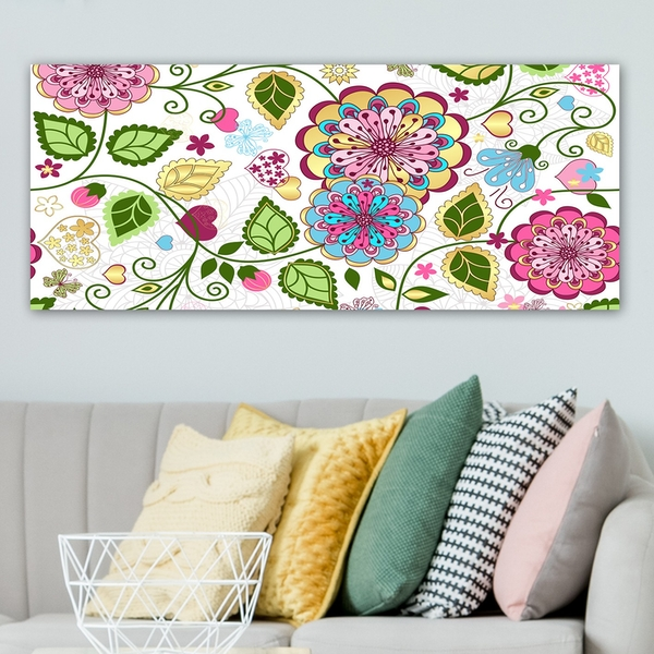YTY156842897_50120 Multicolor Decorative Canvas Painting