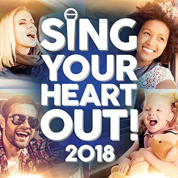 Sing Your Heart Out! 2018 CD
