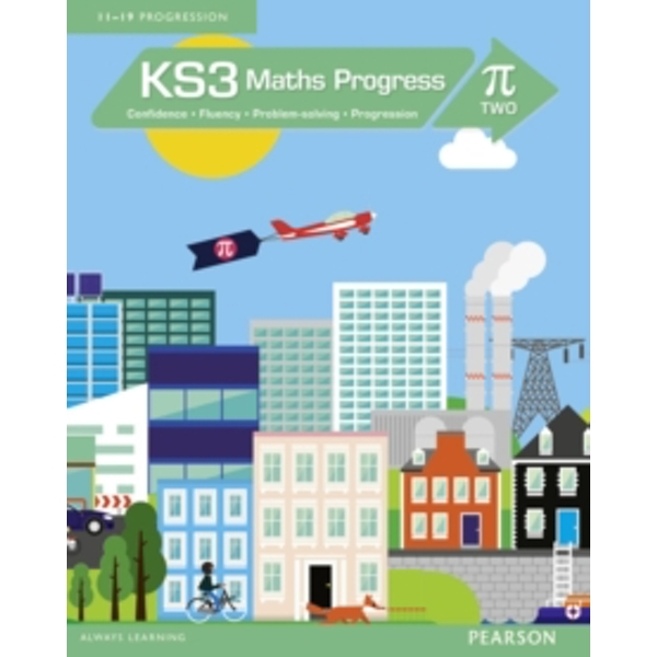 KS3 Maths Progress Student Book Pi 2