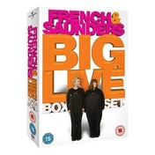French And Saunders - Big Live Box Set DVD