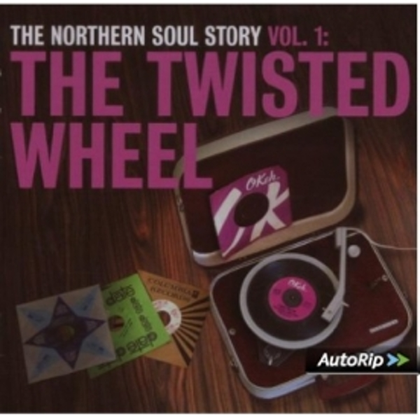 Various Artists - The Golden Age Of Northern Soul - The Twisted Wheel CD