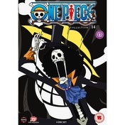One Piece (Uncut) Collection 14 (Episodes 325-348) DVD