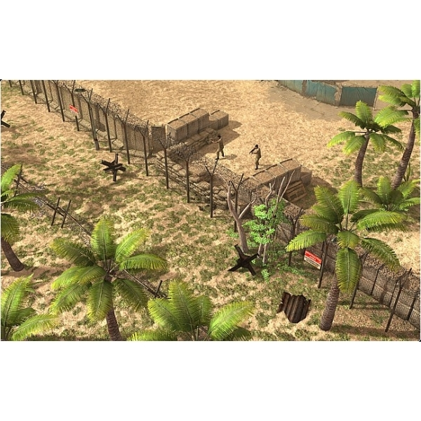 Jagged Alliance Back In Action Game PC - Image 2