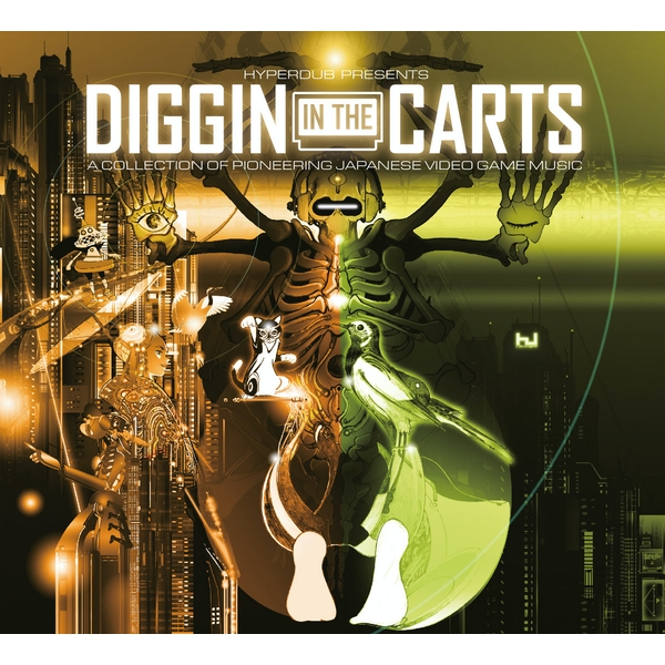 Various ‎– Diggin In The Carts (A Collection Of Pioneering Japanese Video Game Music) Vinyl