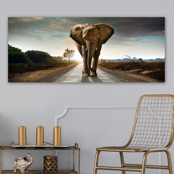 YTY60414424_50120 Multicolor Decorative Canvas Painting
