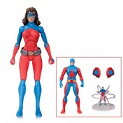 Atomica (DC Comics Icons) Deluxe Action Figure