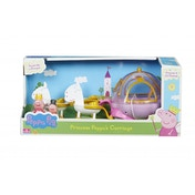 Peppa Pig Princess Peppa Carriage Playset