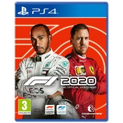 F1 2020 PS4 Game