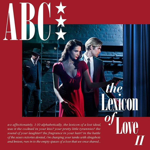 ABC - The Lexicon Of Love II CD
