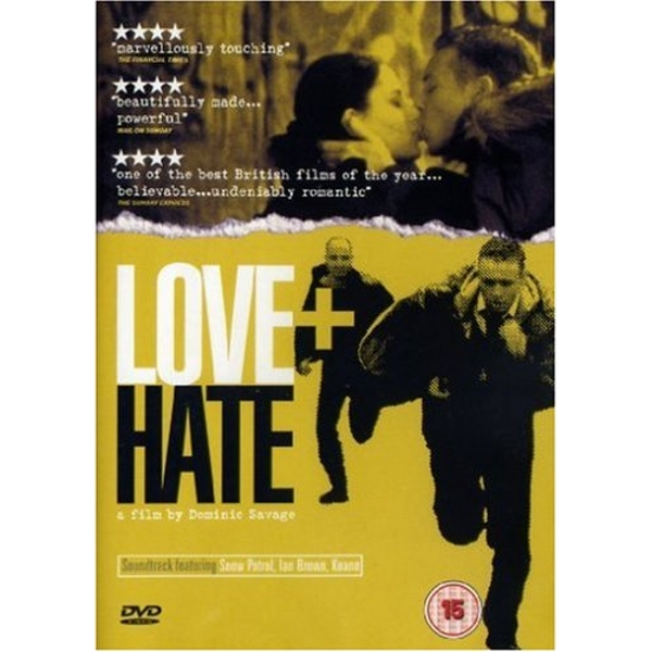 Love And Hate DVD