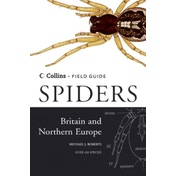 Spiders of Britain and Northern Europe (Collins Field Guide) by Michael J. Roberts (Hardback, 1995)